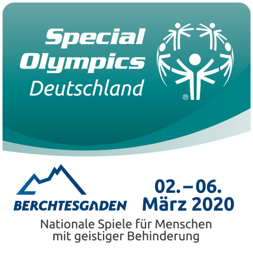 Banner Special Olympics Special Olympics Berchtesgaden 2020